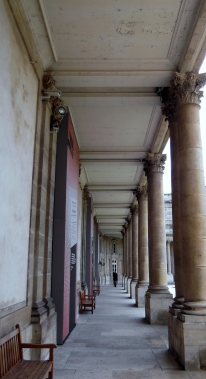 The Arcade of the Archives Nationales