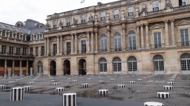 """installation """"Les Deux Plateaux"""""""
