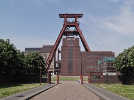 Essen Zollverein Entrance