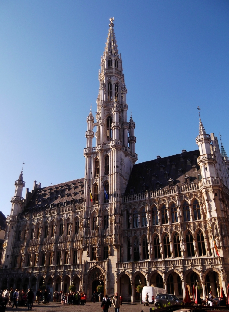 Gothic City Hall