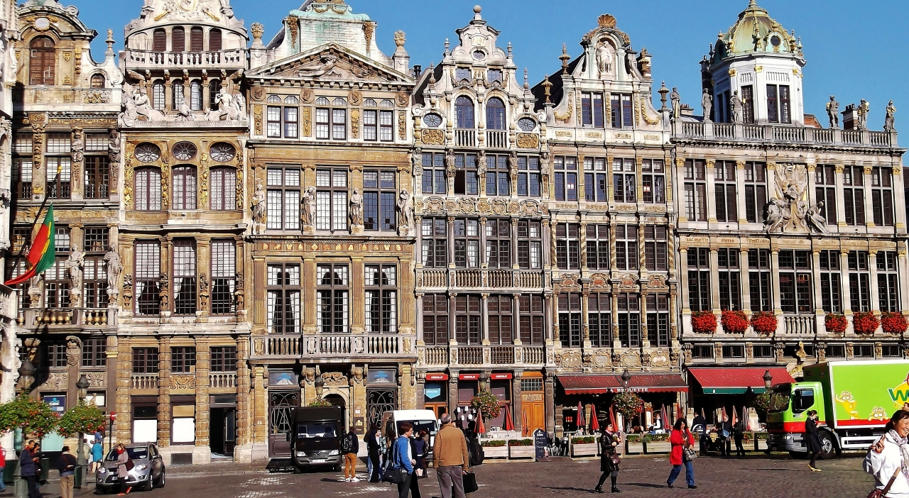 Happy in Brussels – One day in the capital ofBelgium.