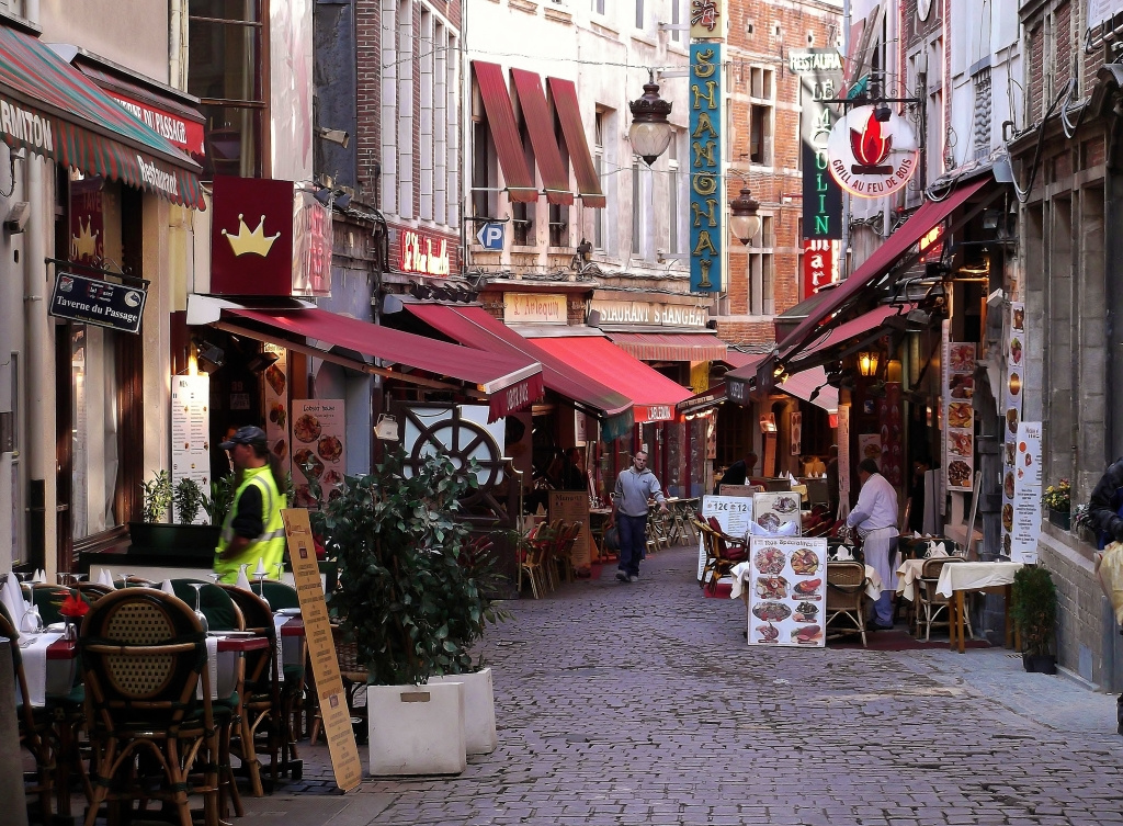 Ilôt Sacré, Brussels' Old Town