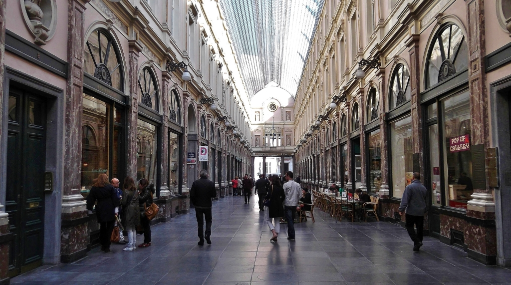 Galeries St. Hubert