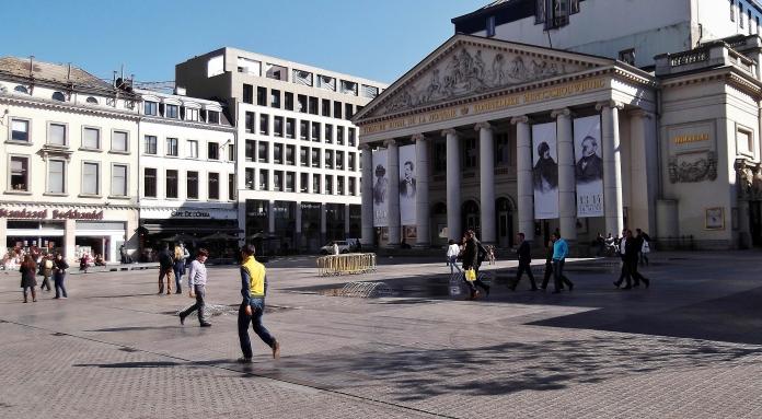 Place de la Monnaie, Opéra