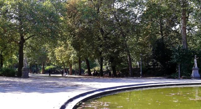 Parc de Bruxelles, Grand Bassin