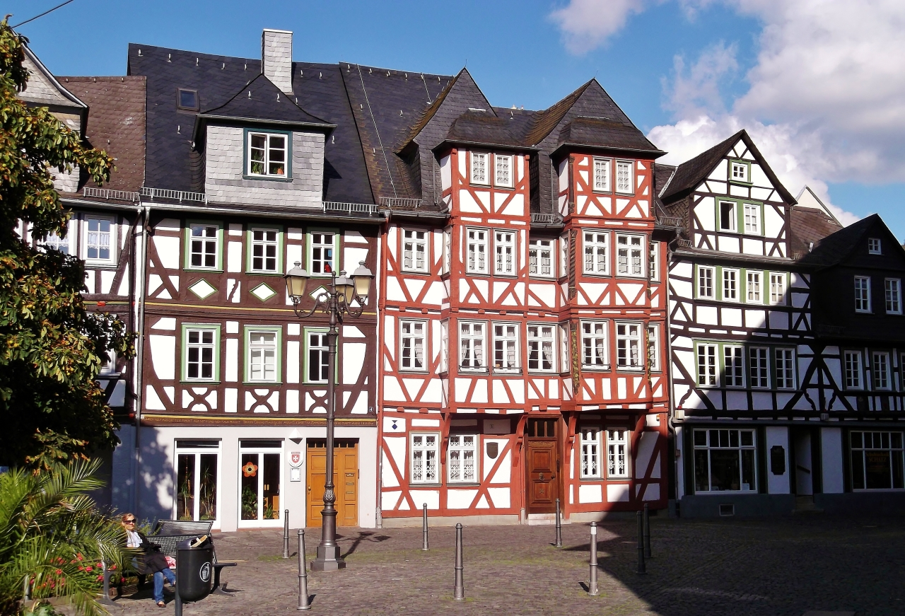 Goethe and the city of Wetzlar (Hesse, Germany): The sorrows of youngWerther.