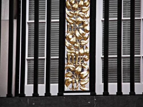Detail, Balcony
