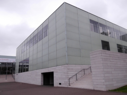 Folkwang Museum, the new building