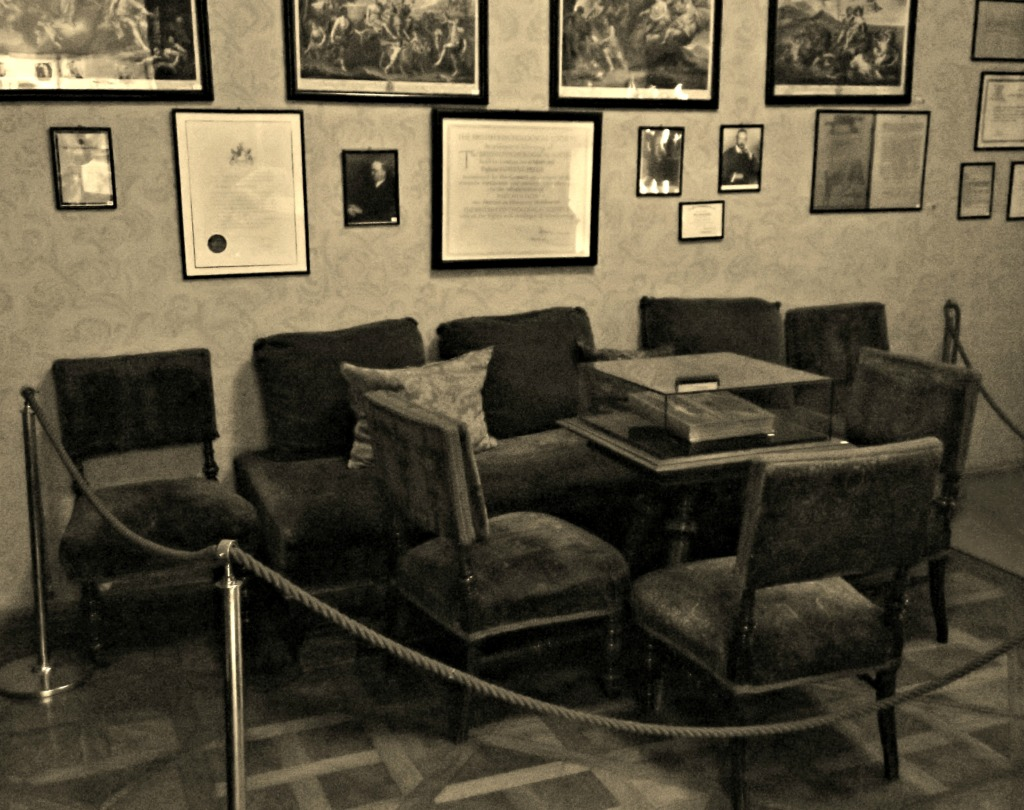 Freud's Waiting Room