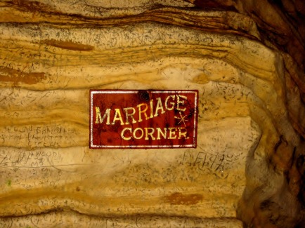 Marrying anyone?