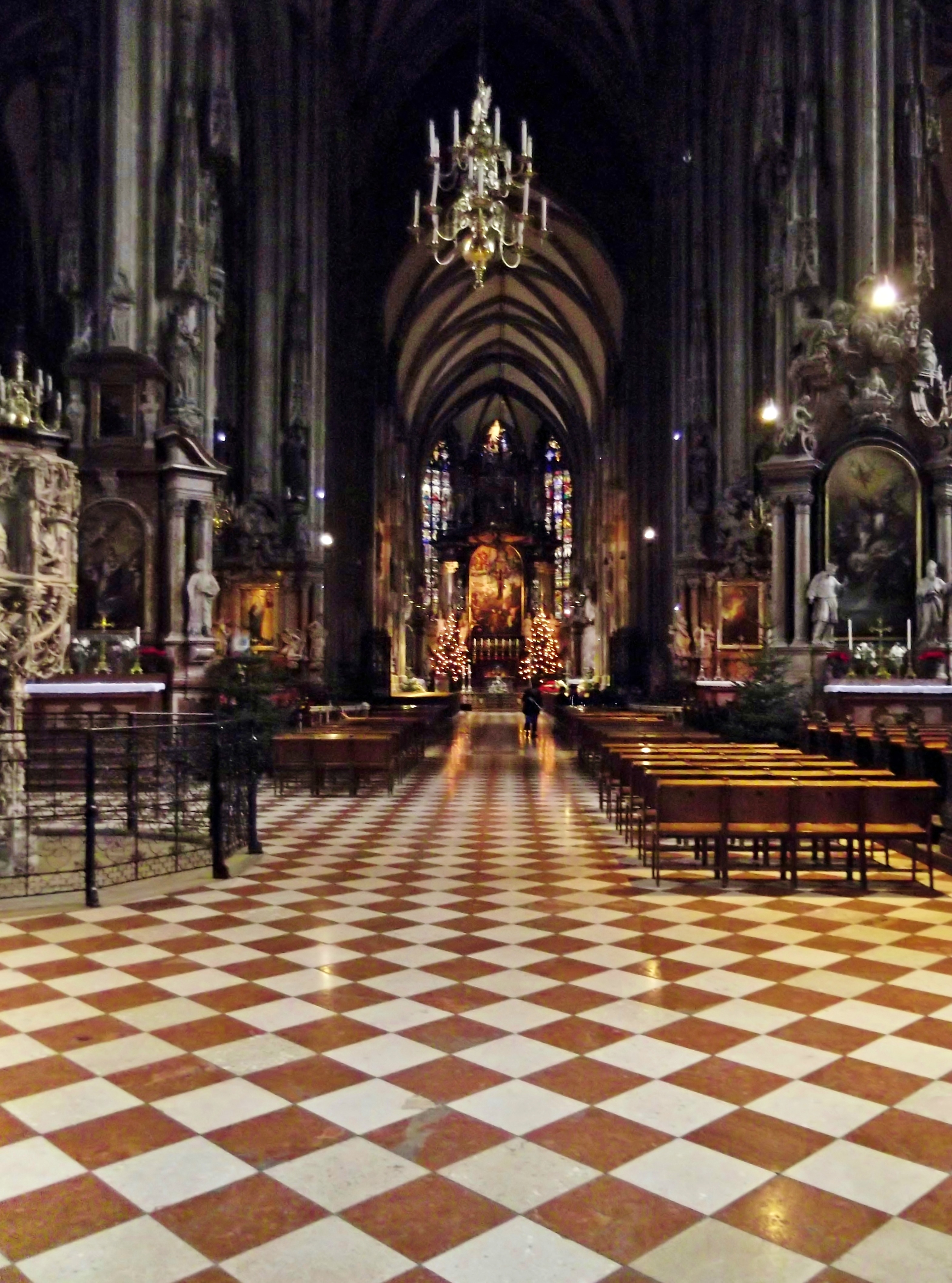 St Stephen S Cathedral Vienna Kleesbutterfly A
