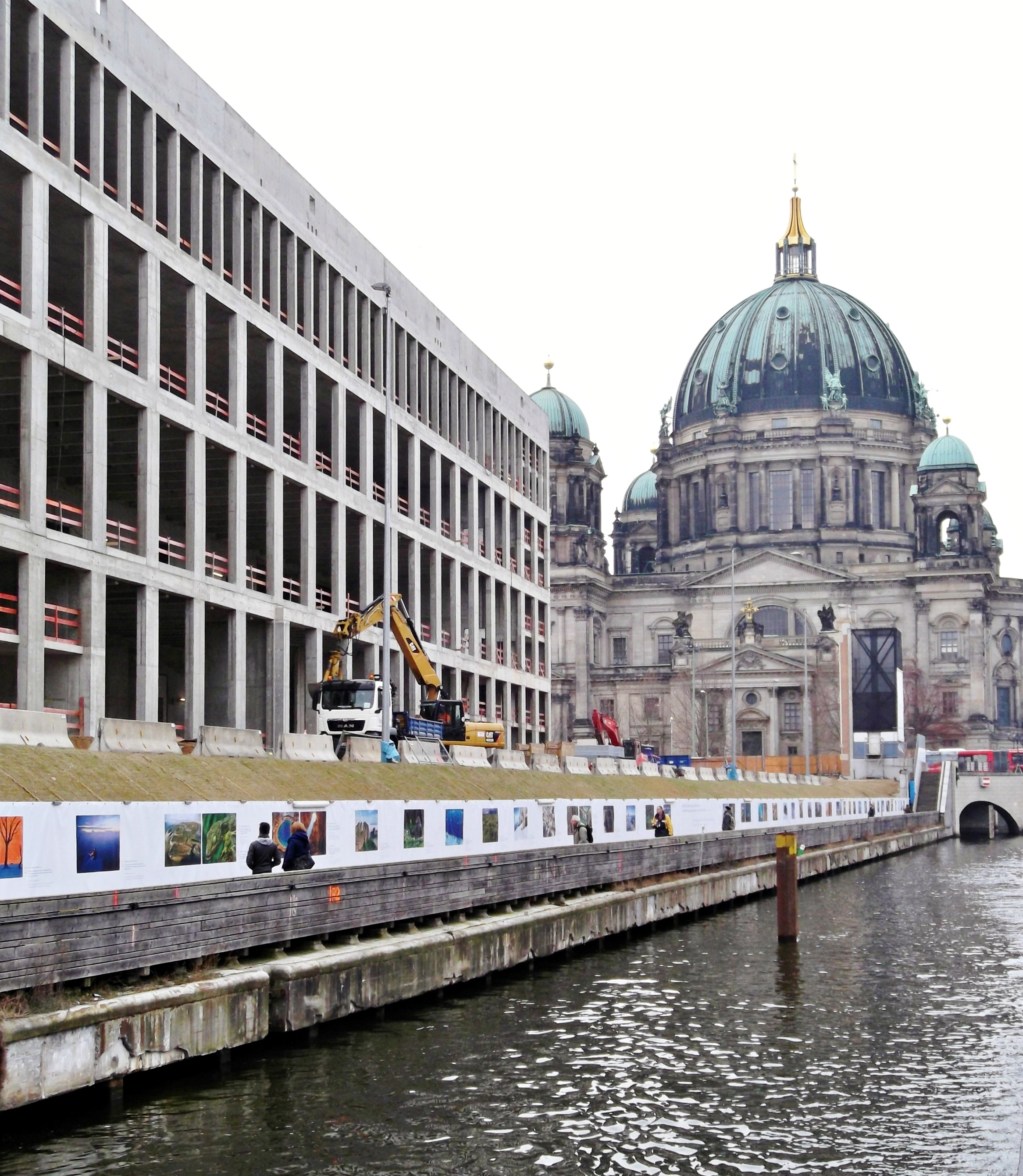 Five Days In Berlin, Germany. Part 1: A Cruise On The