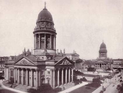Photo of Gendarmenmarkt, 1903